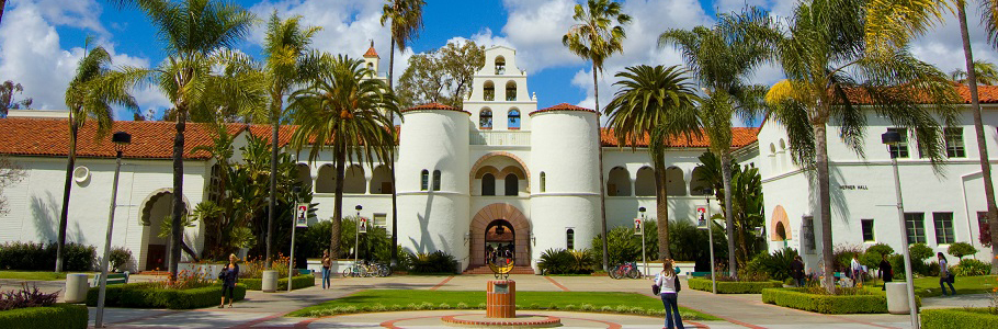 Hepner Hall by Jeff Ernst